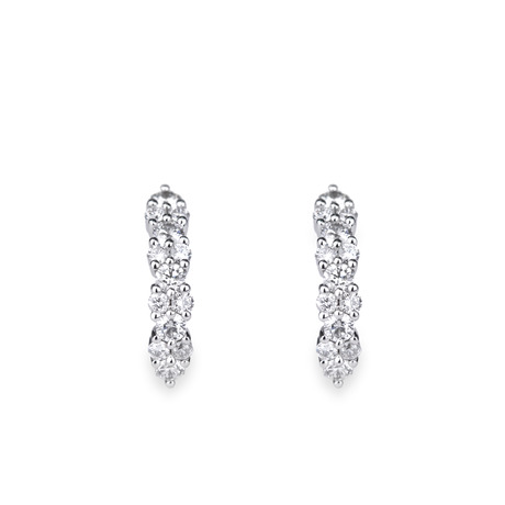 Ondine boucles diamants