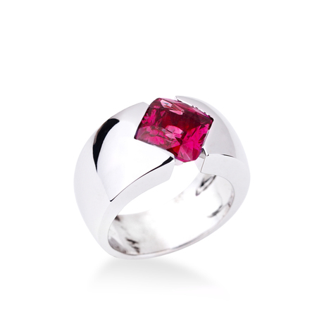 Tribeca tourmaline rose